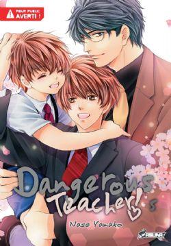 DANGEROUS TEACHER! -  (FRENCH V.) 05