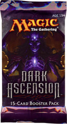 DARK ASCENSION -  BOOSTER PACK (P15/B36)