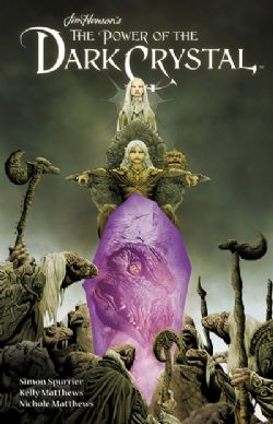 DARK CRYSTAL, THE -  POWER OF THE DARK CRYSTAL, THE 01