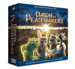 DAWN OF PEACEMAKERS (ENGLISH)