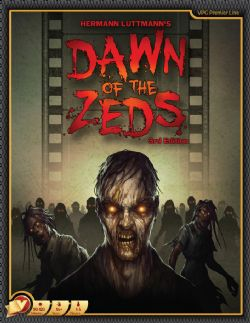 DAWN OF THE ZEDS -  BASE GAME (ENGLISH) -  3RD EDITION