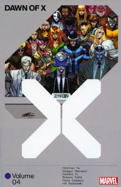 DAWN OF X -  DAWN OF X TP 04