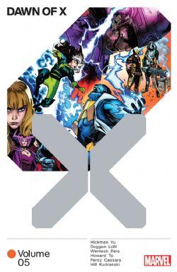 DAWN OF X -  DAWN OF X TP 05