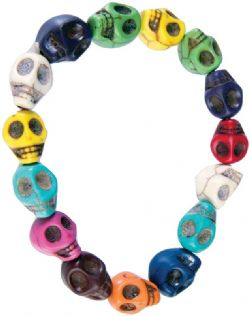 DAY OF THE DEAD -  DAY OF THE DEAD BRACELET