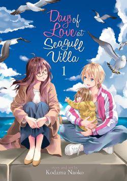 DAYS OF LOVE AT SEAGULL VILLA -  (ENGLISH V.) 01
