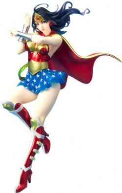 DC COMICS BISHOUJO -  WONDER WOMAN 2ND EDITION STATUE -  BISHOUJO