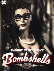 DC COMICS BOMBSHELLS -  ART OF DC COMICS BOMBSHELLS HC