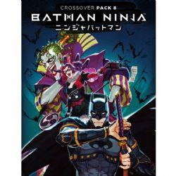 DC COMICS DECK BUILDING GAME -  CROSSOVER PACK #8 : BATMAN NINJA (ENGLISH)