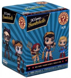 DC COMICS -  MYSTERY MINIES FIGURE (2.5 INCH) WITH 3 EXCLUSIVE -  DC COMICS: BOMBSHELLS