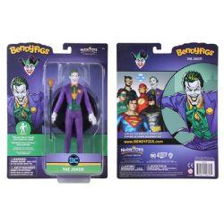 DC COMICS -  THE JOKER FIGURE -  BENDYFIGS