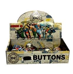 DC COMICS -  VARIOUS BUTTON (1
