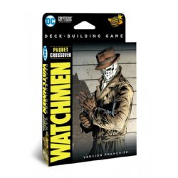 DC COMICS -  WATCHMEN - CROSSOVER PACK 4 (FRENCH)