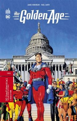 DC CONFIDENTIAL -  JUSTICE SOCIETY - THE GOLDEN AGE (FRENCH V.) 04