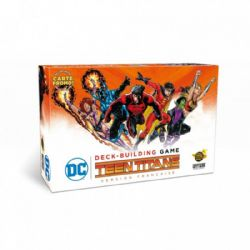 DC DECK-BUILDING GAME -  TEEN TITANS (FRENCH)