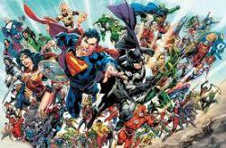 DC UNIVERSE -