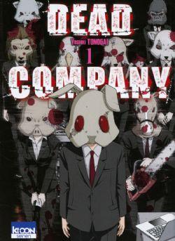 DEAD COMPANY -  (FRENCH V.) 01