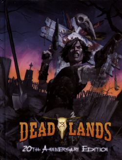 DEAD LANDS -  20TH ANNIVERSARY EDITION (ENGLISH)