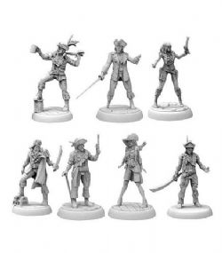 DEAD MEN TELL NO TALES -  MINIS PACK (ENGLISH)