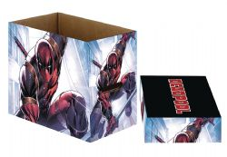 DEADPOOL -  200 COMICS CARDBOARD BOX