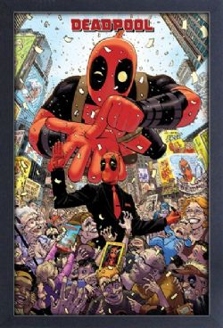 DEADPOOL -  THE CELEBRITY - FRAME PICTURE (13