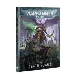 DEATH GUARD -  CODEX (ENGLISH) -  9TH EDITION