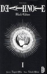 DEATH NOTE -  BLACK EDITION (TOMES 01 & 02) 01
