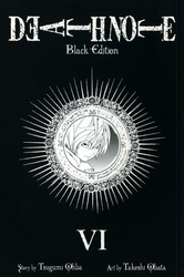 DEATH NOTE -  BLACK EDITION (VOLUMES 11 & 12) 06