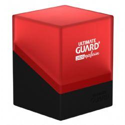 DECK BOX -  DECK CASE BOULDER BLACK/RED 2020 EXCLUSIVE (100)