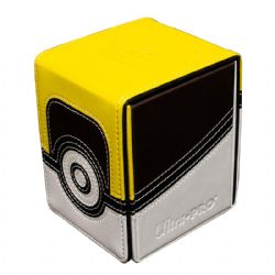 DECK BOX -  POKEMON - ALCOVE FLIP BOX