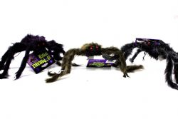 DECORATIONS -  HAIRY SPIDER - 20