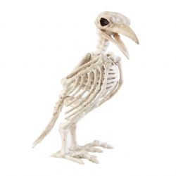 DECORATIONS -  SKELE-BIRD (8