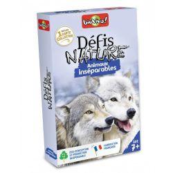 DEFIS -  DÉFIS NATURE - ANIMAUX INSÉPARABLES