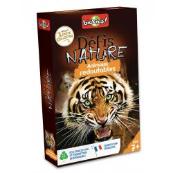 DEFIS -  DÉFIS NATURE - ANIMAUX REDOUTABLES