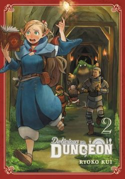 DELICIOUS IN DUNGEON -  (ENGLISH V.) 02