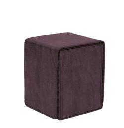 DELUXE DECK BOX -  ALCOVE FLIP SUEDE AMETHYST (PURPLE) - 100