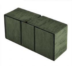 DELUXE DECK BOX -  ALCOVE VAULT SUEDE EMERALD (GREEN) - 200