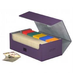 DELUXE DECK BOX -  ARKHIVE 800+ - PURPLE