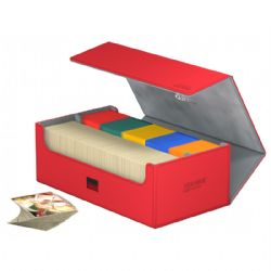 DELUXE DECK BOX -  ARKHIVE 800+ - RED