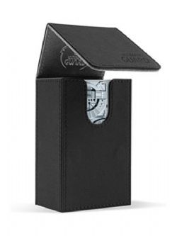 DELUXE DECK BOX -  TAROT DECK BOX - BLACK (70)
