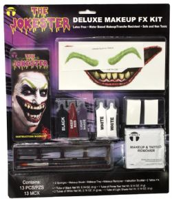 DELUXE MAKEUP FX KIT -  THE JOKESTER KIT