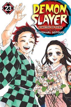 DEMON SLAYER -  (ENGLISH V.) 23