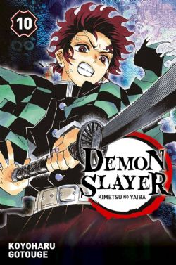 DEMON SLAYER, KIMETSU NO YAIBA -  (FRENCH V.) 10