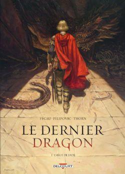 DERNIER DRAGON, LE -  L'OEUF DE JADE 01