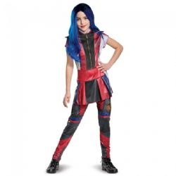 DESCENDANTS 3 -  EVIE CLASSIC COSTUME (CHILD)