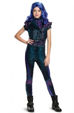 DESCENDANTS 3 -  MAL CLASSIC COSTUME (CHILD)