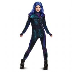 DESCENDANTS 3 -  MAL DELUXE COSTUME (CHILD)
