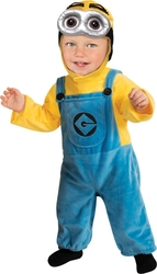 DESPICABLE ME -  MINION DAVE COSTUME (INFANT & TODDLER)