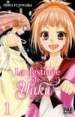 DESTINÉE DE YUKI, LA -  (FRENCH V.) 01