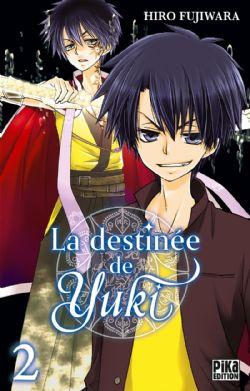 DESTINÉE DE YUKI, LA -  (FRENCH V.) 02