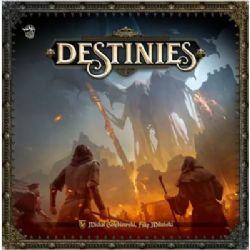DESTINIES (ENGLISH)
